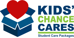 Kids' Chance Cares logo.