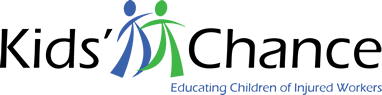 Photo of the Kids' Chance National Logo